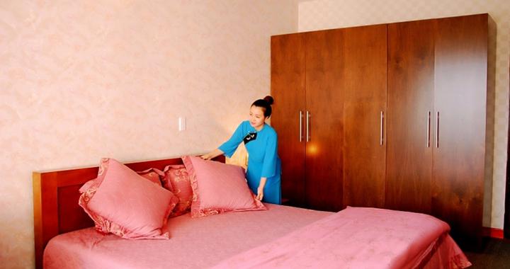 Bang Giang Hotel, 01 Kim Dong Street, Cao Bang Town, Vietnam