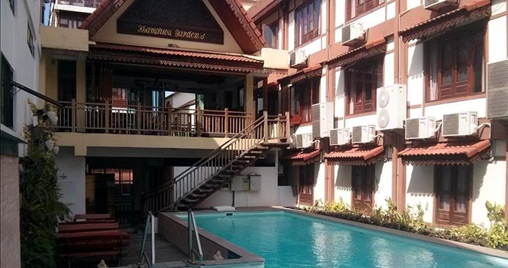Chanthapanya Hotel - Vientiane - Laos