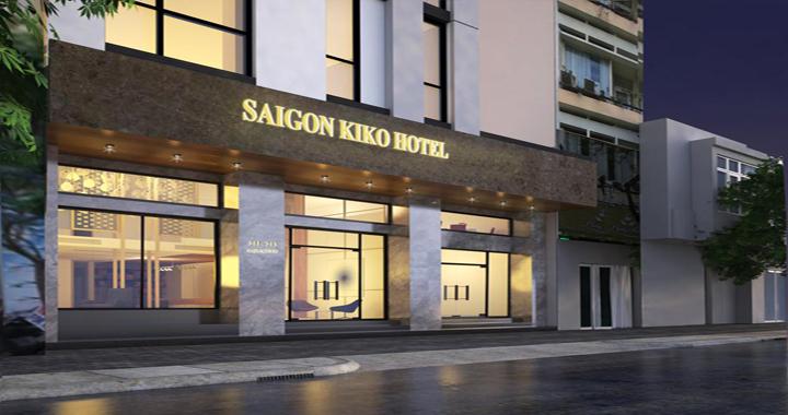 saigon kiko hotel 211 213 215 pham ngu lao street. Black Bedroom Furniture Sets. Home Design Ideas