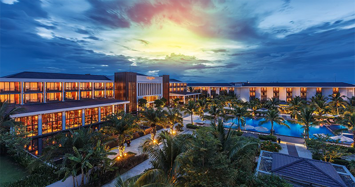 River Beach Resort In Hoi An