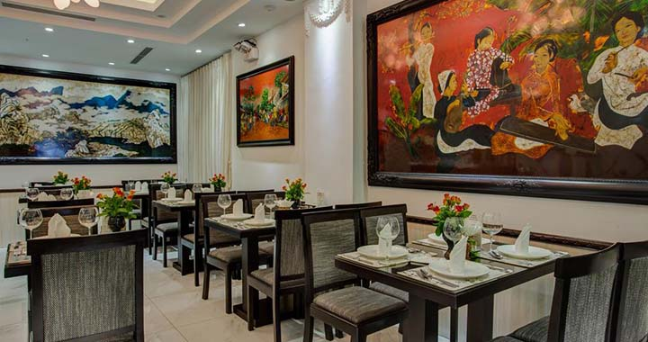 Noble boutique hotel no 98 hang gai street hoan kiem for Design boutique hotel hanoi
