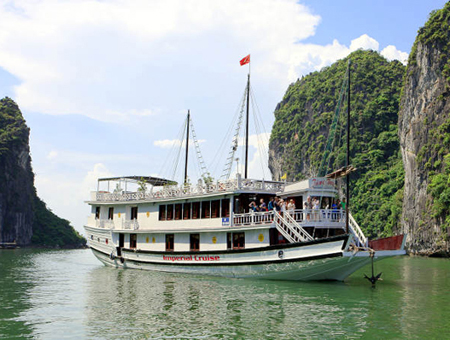 Halong Imperial Cruise