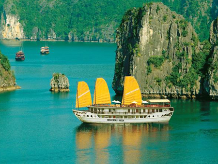 Halong Indochina Sail Cruise