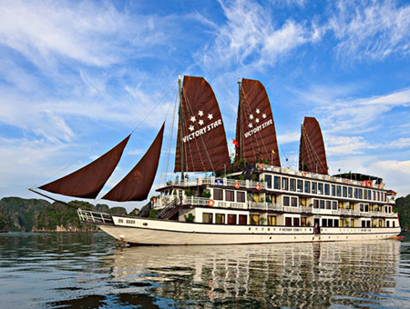 Halong Bay Victory Star Cruise