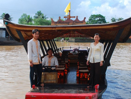 Mekong Eyes Cruise