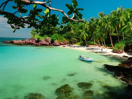 Combined Mekong Delta Tour Phu Quoc Island 6 Days