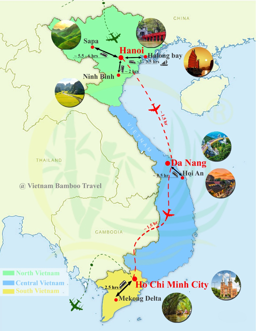 Classic Vietnam Tour 15 Days 14 Nights